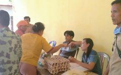 44 Warga Desa Lubuk Lungkang Terima BPNT