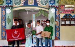 Lawan Covid 19, PC Pemuda Muslimin Lahat Ajak Masyarakat Jaga Imun Dengan Iman