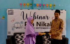Salimah Ogan Ilir Launching Rumah Taaruf Salimah (RTS)