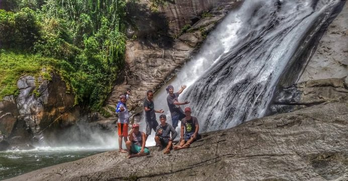 Wisata Terbaru Curup Mahtung Di Musi Rawas