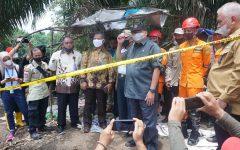 Terkait Tewasnya 11 Warga, Alex Noerdin Sebut Kegiatan Illegal Mining Harus Segera Ditertibkan