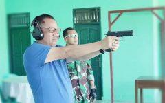 Bupati Lahat Latihan Tembakan Akan Tepat Sasaran Bila Fokus